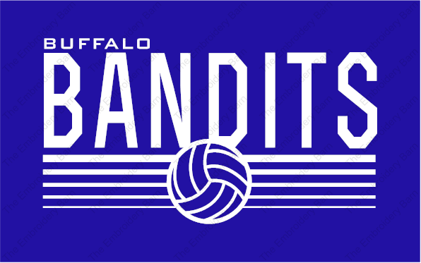 BANDIT VOLLEYBALL JUST LOGO