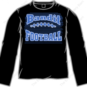 BAndit football 2019 long sleeve