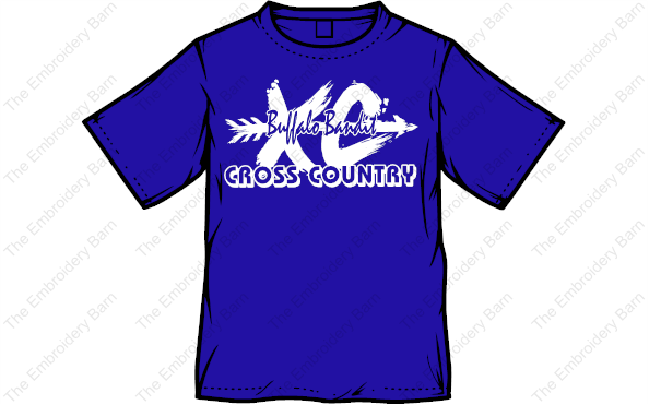 Cross Country 2019 tee