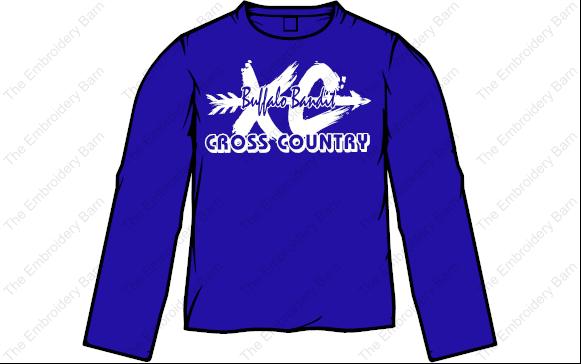 Cross Country 2109 ls tee