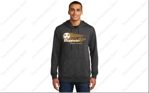 Dm391 hoodie soccer