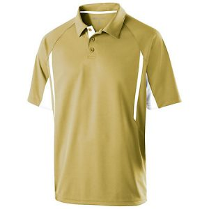 Swimming vegas gold polo
