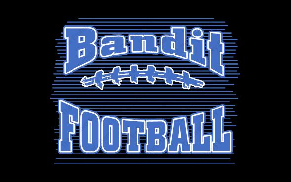 bandit football logo