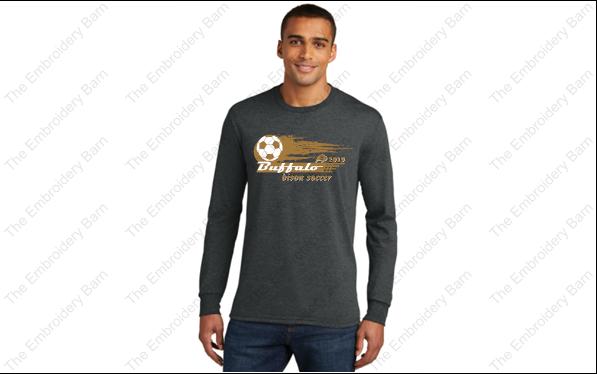 dm132 long sleeve t33 soccer