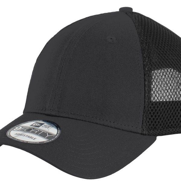 7e6f95e4e039d NE204 New Era® – Snapback Contrast Front Mesh Cap