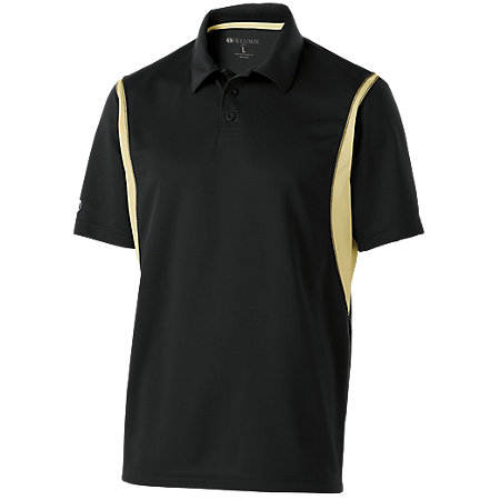 swimming Black polo