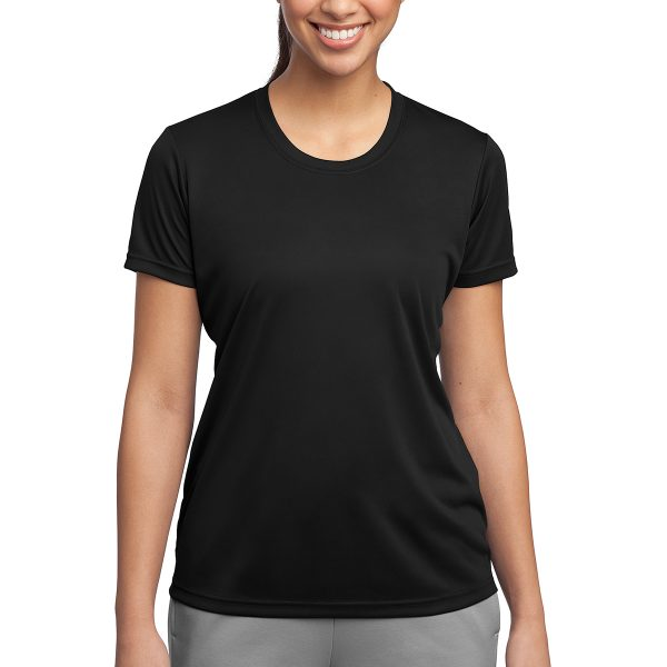 swimming dri fit t for ladies lst350